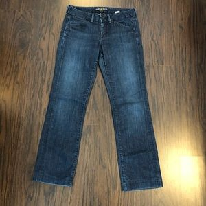 Lucky Brand Straight Leg Jeans Size 6